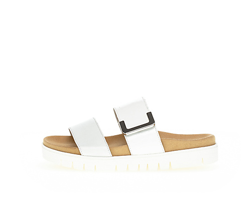 Gabor Slippers Wit 63.740.21 - 1