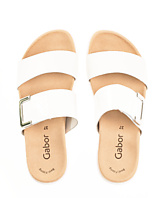 Gabor Slippers Wit 63.740.21 - 3