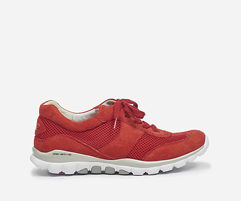 Gabor Sneakers Rood 46.966.68 - 1