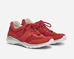 Gabor Sneakers Rood 46.966.68 - 2