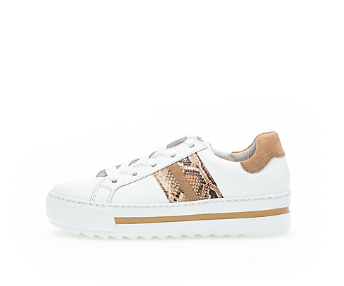 Gabor Sneakers Wit 46.495.54 - 1